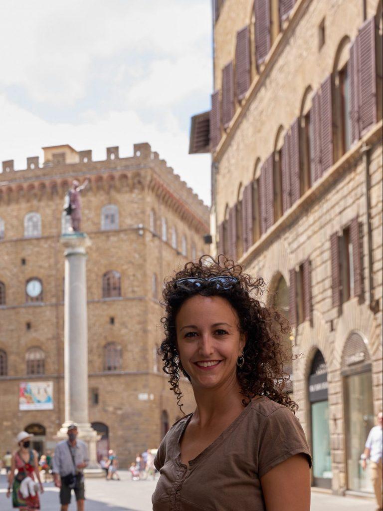 Beatrice - About me - Italiano con Beatrice
