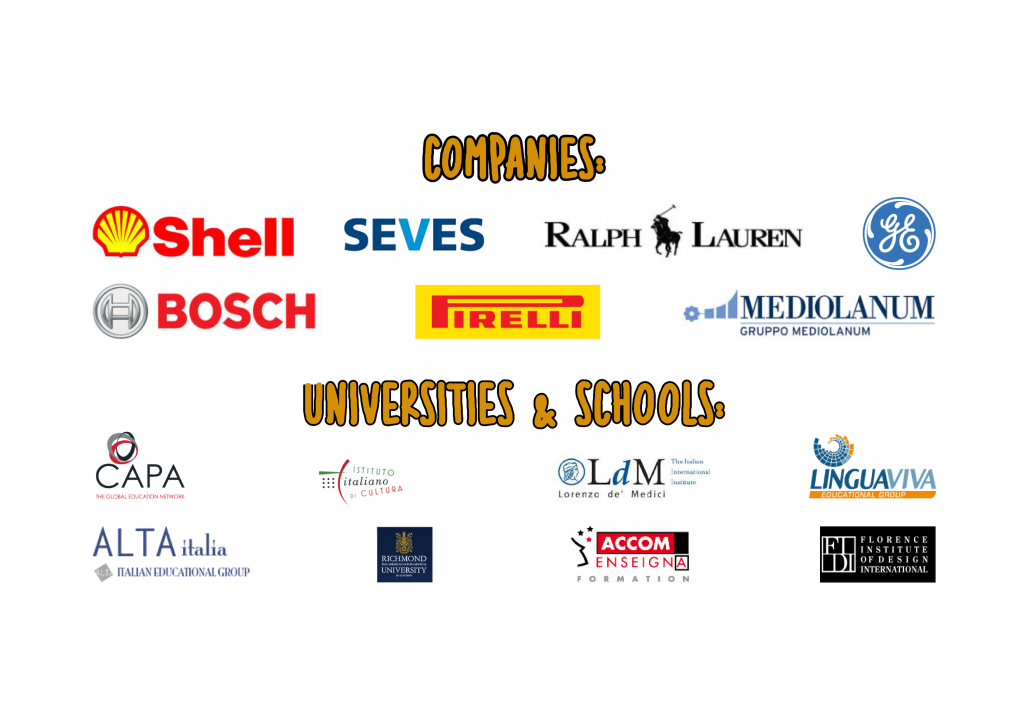 Companies - Universities and Schools